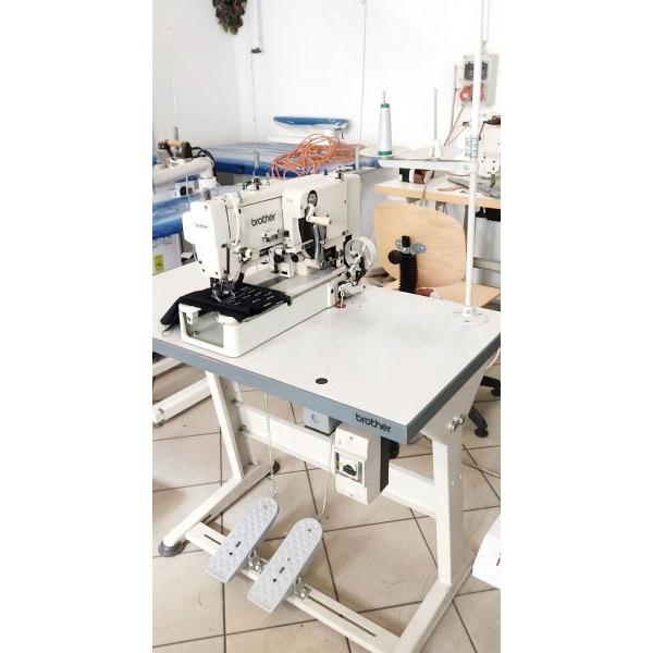 Brother LBH814 gomblyukazógép