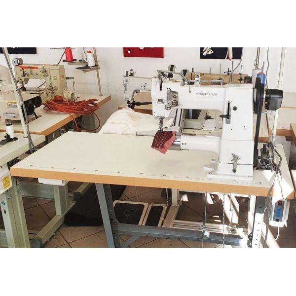 Dürkopp-Adler 169 bőrvarrógép - felújított