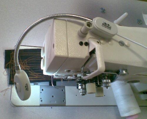 HM-08M Varrógéplámpa