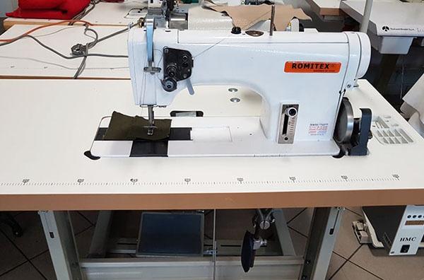 KAEV V1202 egytűs ipari varrógép