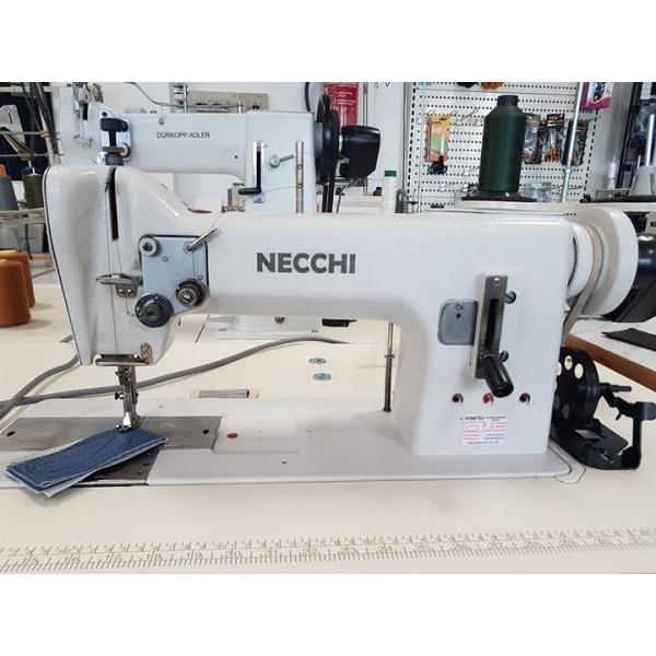 Necchi 902 lépegetős vastagárús varrógép