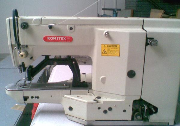 ROMITEX HL-1850 reteszelőgép AKCIÓ!