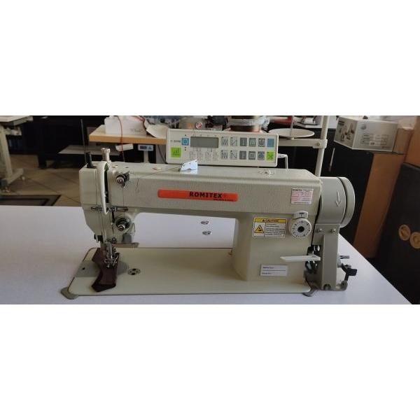 ROMITEX GC328 vastagárus lépegetős varrógép