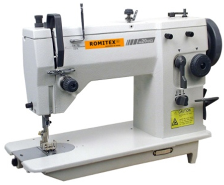 ROMITEX HL-20U457 közbeöltős cikcakk varrógép