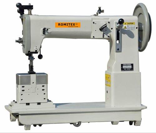 ROMITEX HL243-2A-CL kéttűs oszlopos varrógép
