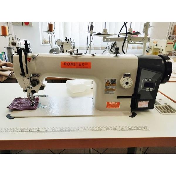 ROMITEX HL-303D vastagárus lépegetős varrógép