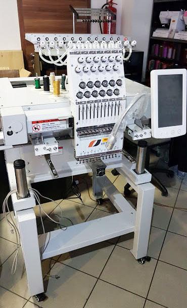 ROMITEX HYMEC 1201 hímzőgép