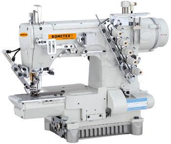 ROMITEX CTD-9000 fedőzőgép