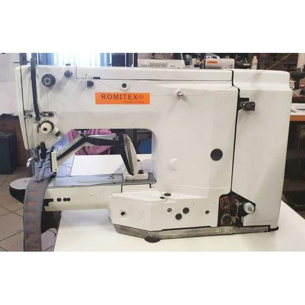 Romitex TK1850 reteszelőgép