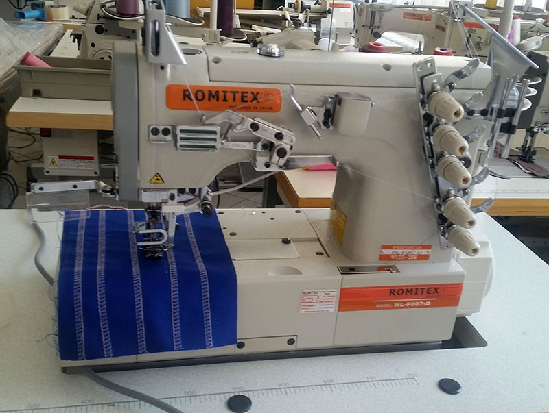 Romitex HL-F007J-D fedőzőgép