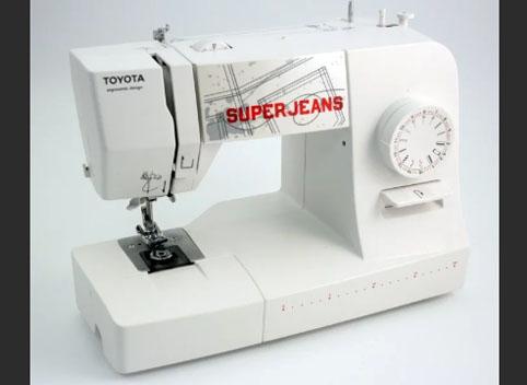 TOYOTA SUPER JEANS 15W varrógép